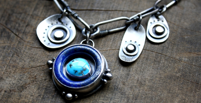 example of jewelry by jessi taylor